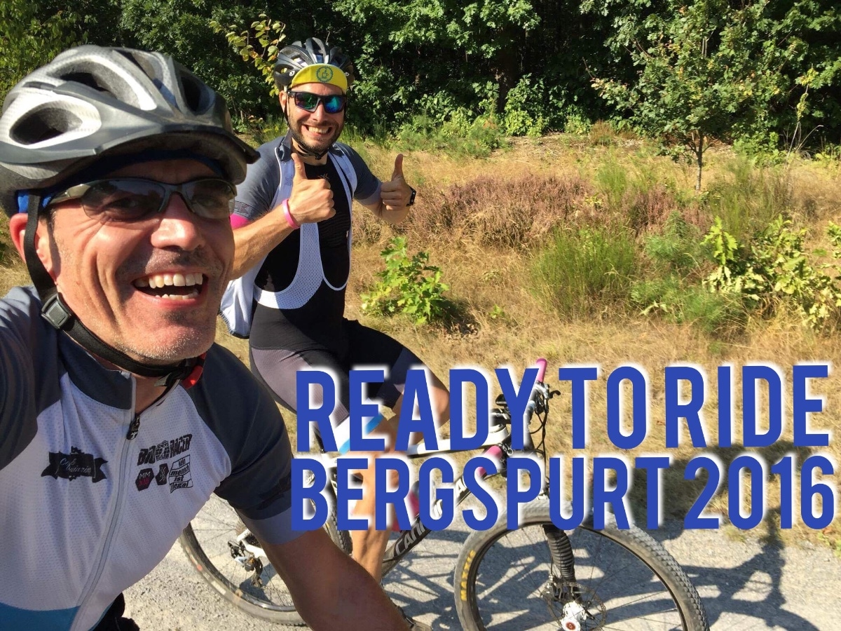 Ready to ride Bergspurt 2016